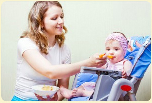 Baby led weaning Harlow Feeding transition advice